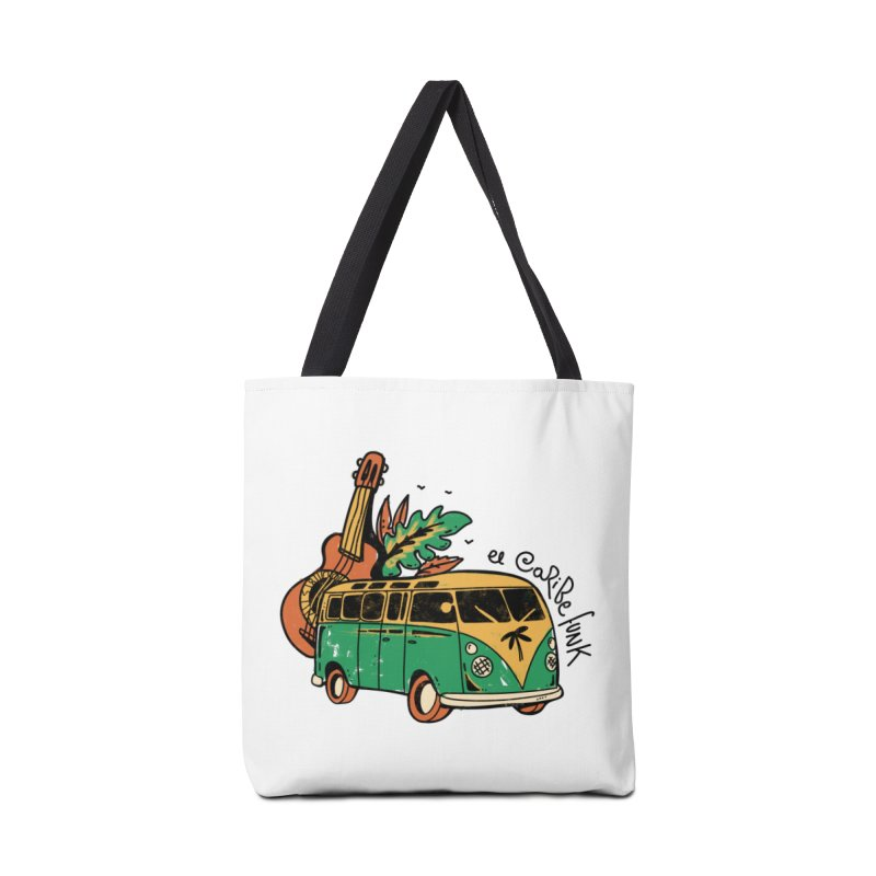VIAJEROS Accessories Tote Bag Bag by Caribefunk Store