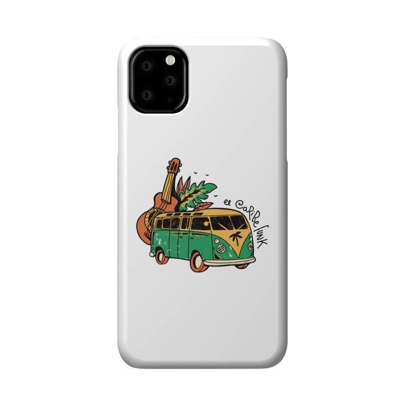 VIAJEROS Accessories Phone Case by Caribefunk Store