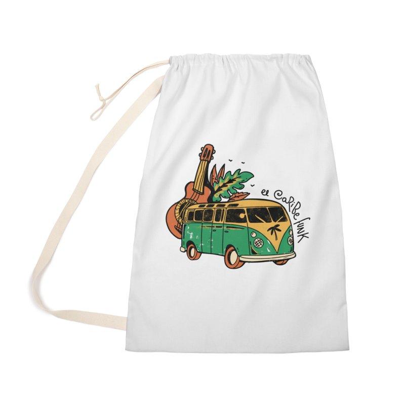 VIAJEROS Accessories Bag by Caribefunk Store
