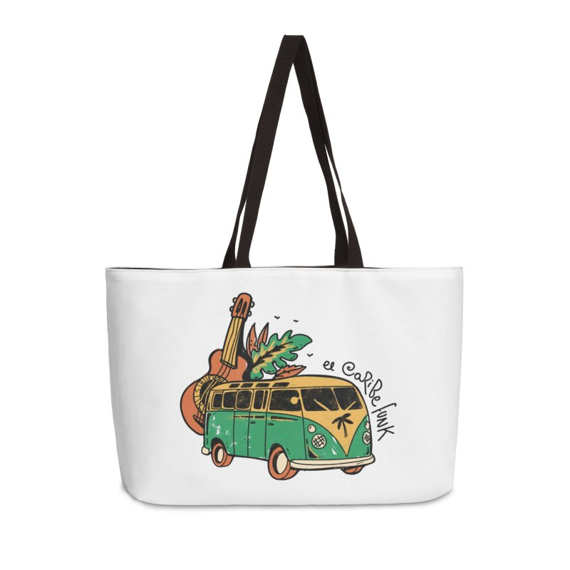 VIAJEROS Accessories Weekender Bag Bag by Caribefunk Store