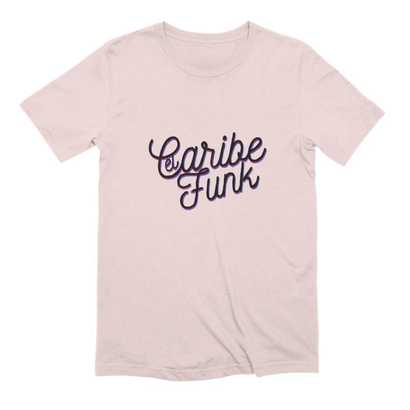 EL CARIBEFUNK Men's Extra Soft T-Shirt by Caribefunk Store