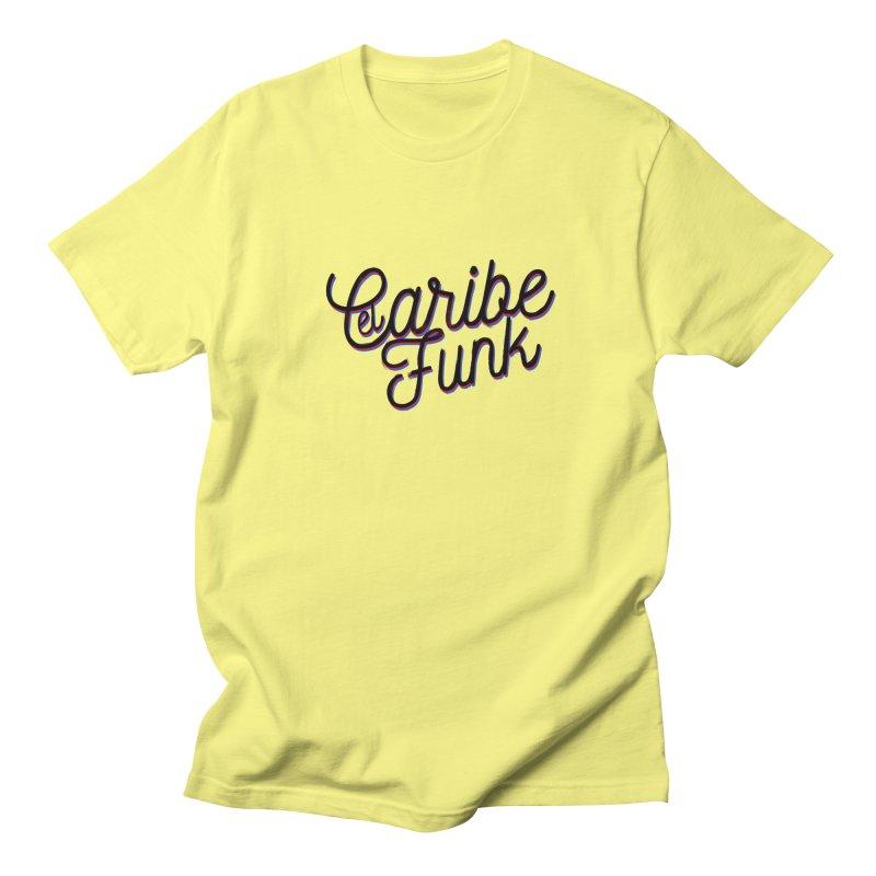 EL CARIBEFUNK Men's Regular T-Shirt by Caribefunk Store