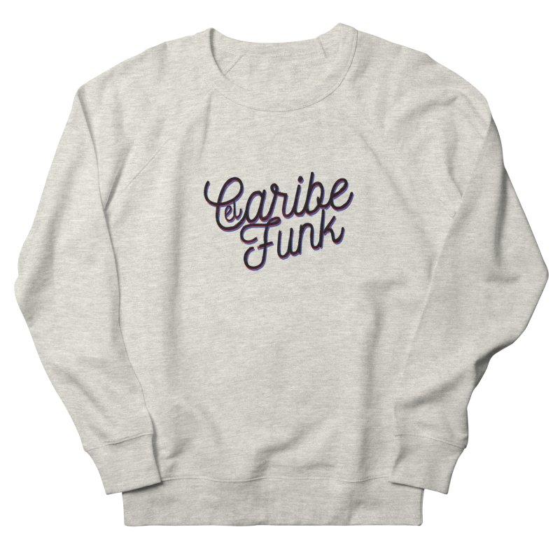 EL CARIBEFUNK Men's French Terry Sweatshirt by Caribefunk Store