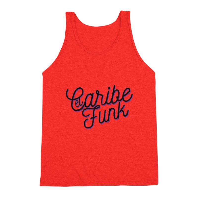 EL CARIBEFUNK Men's Tank by Caribefunk Store