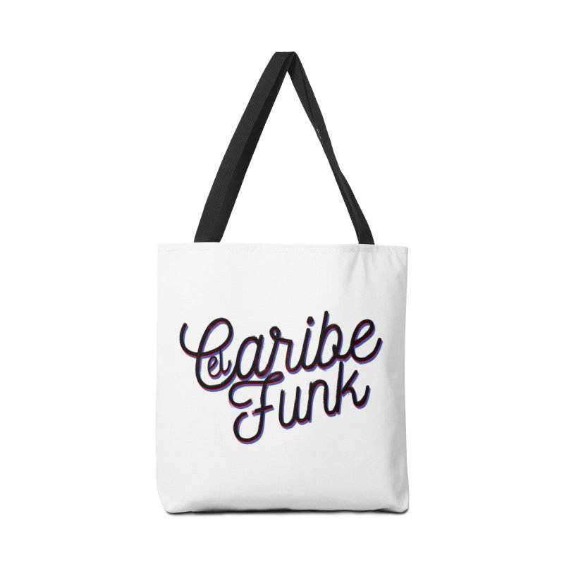 EL CARIBEFUNK Accessories Tote Bag Bag by Caribefunk Store