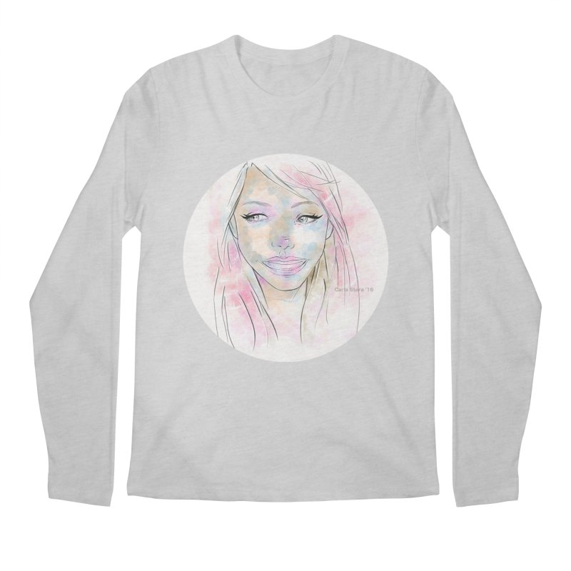 Universe 1 Men's Longsleeve T-Shirt by carla's Artist Shop