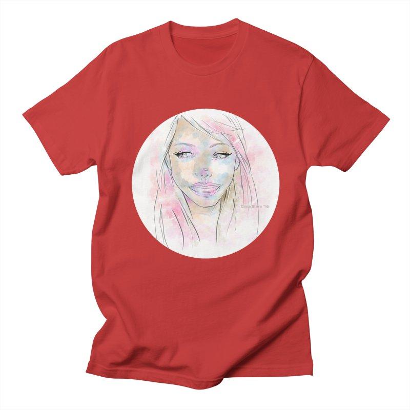 Universe 1 Men's T-shirt by carla's Artist Shop