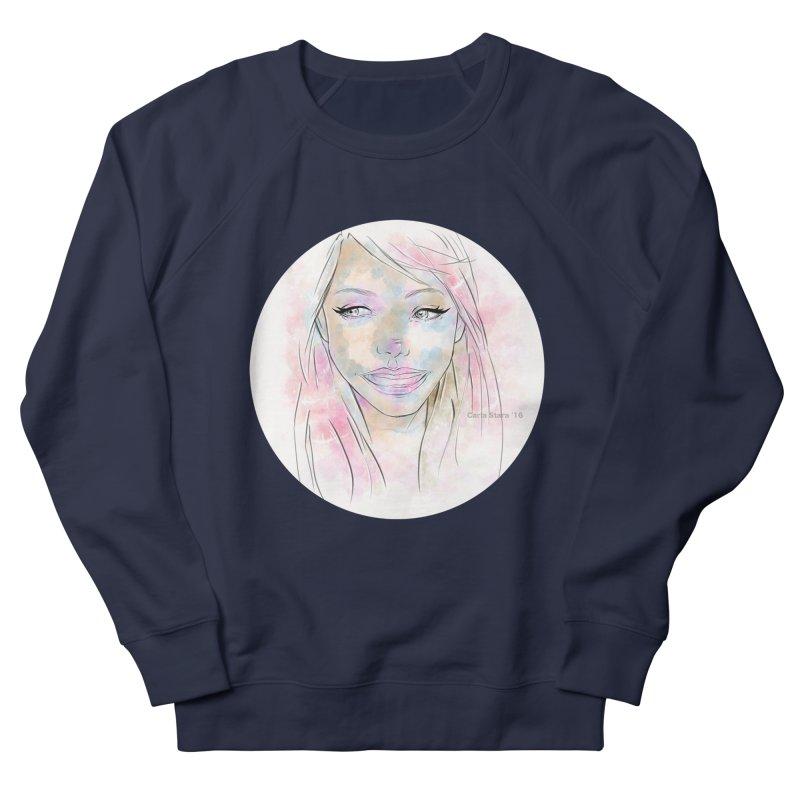 Universe 1 Women's Sweatshirt by carla's Artist Shop