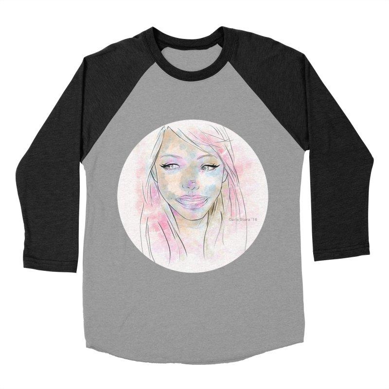 Universe 1 Women's Baseball Triblend T-Shirt by carla's Artist Shop