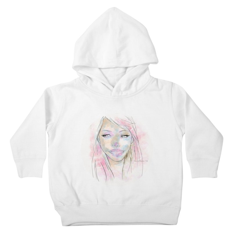 Universe 1 Kids Toddler Pullover Hoody by carla's Artist Shop