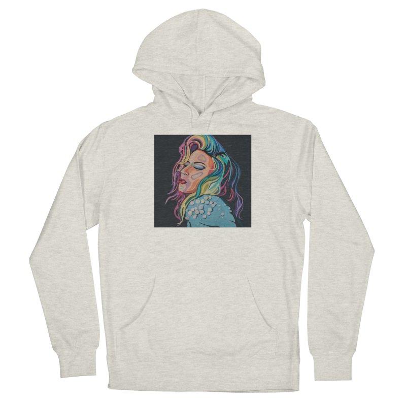 Gaga Women's Pullover Hoody by Carla Mooking Artist Shop