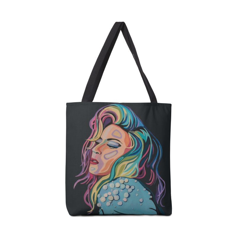 Gaga Accessories Tote Bag Bag by Carla Mooking Artist Shop