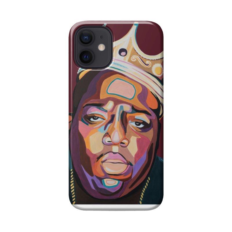 Biggie Accessories Phone Case by Carla Mooking Artist Shop