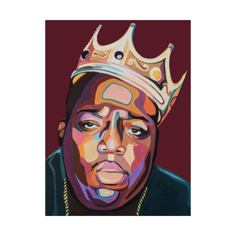 Biggie by Carla Mooking Artist Shop