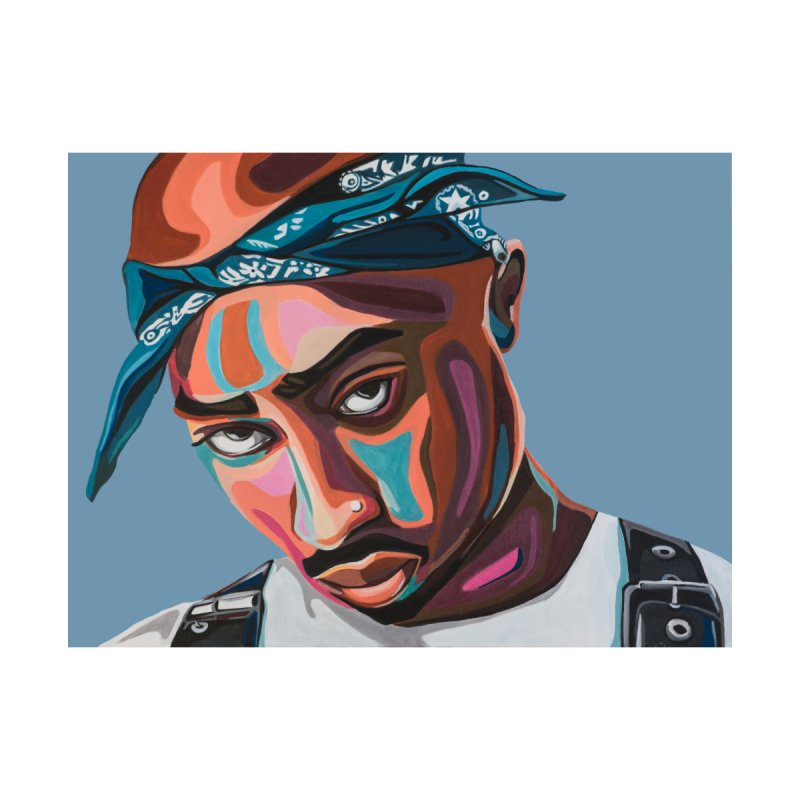 Tupac by Carla Mooking Artist Shop