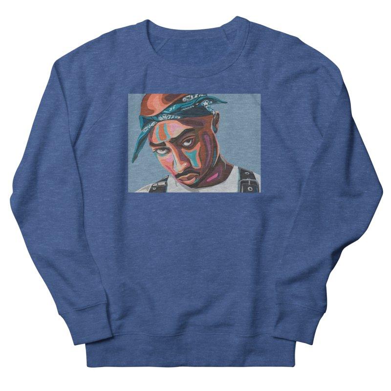 Tupac Women's Sweatshirt by Carla Mooking Artist Shop