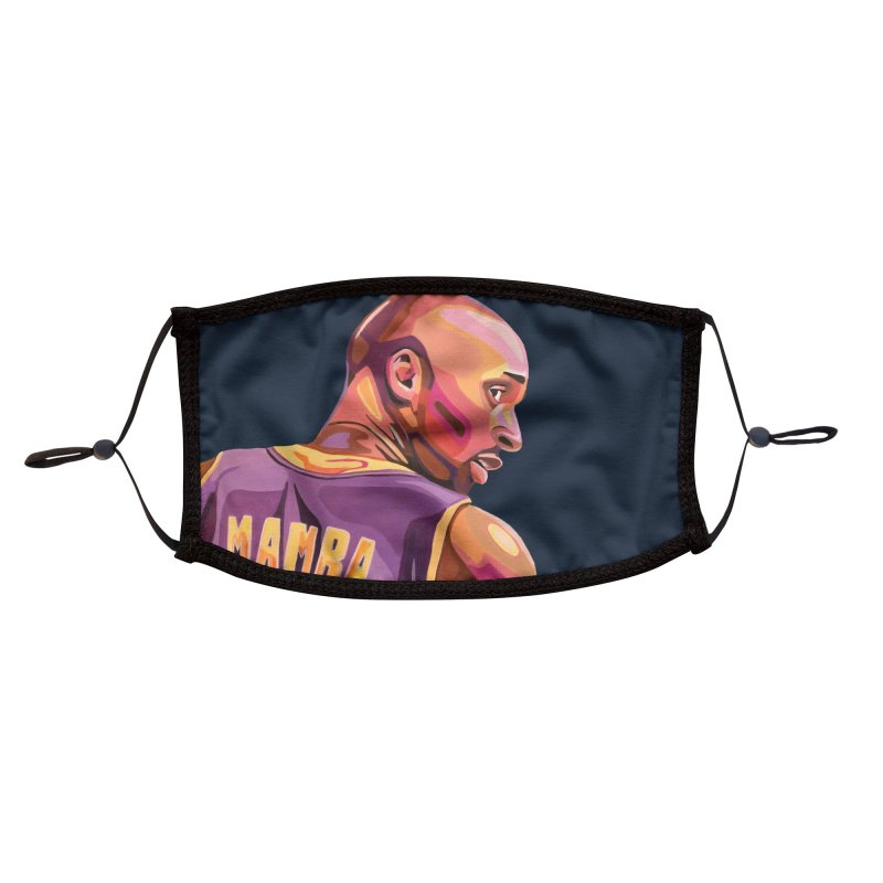 Mamba Accessories Face Mask by Carla Mooking Artist Shop