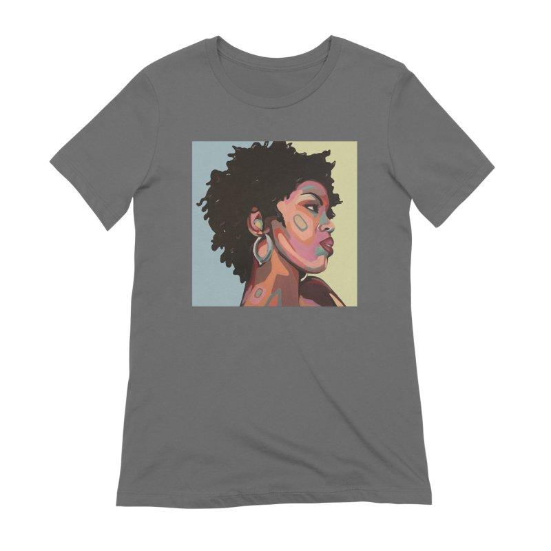 Lauryn Women's T-Shirt by Carla Mooking Artist Shop