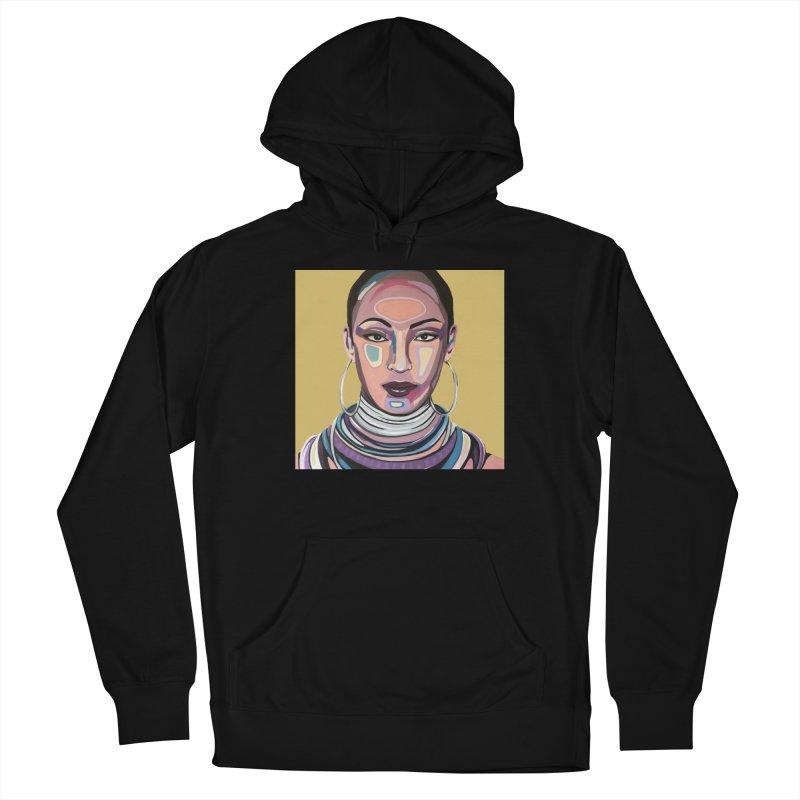 Sade Women's Pullover Hoody by Carla Mooking Artist Shop