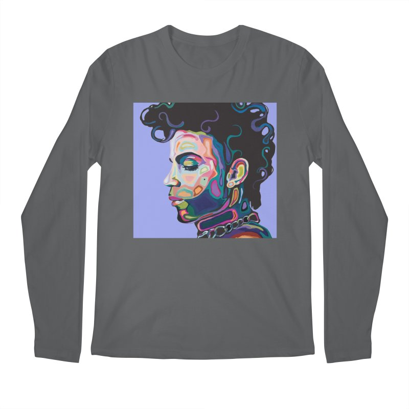 Prince Men's Longsleeve T-Shirt by Carla Mooking Artist Shop