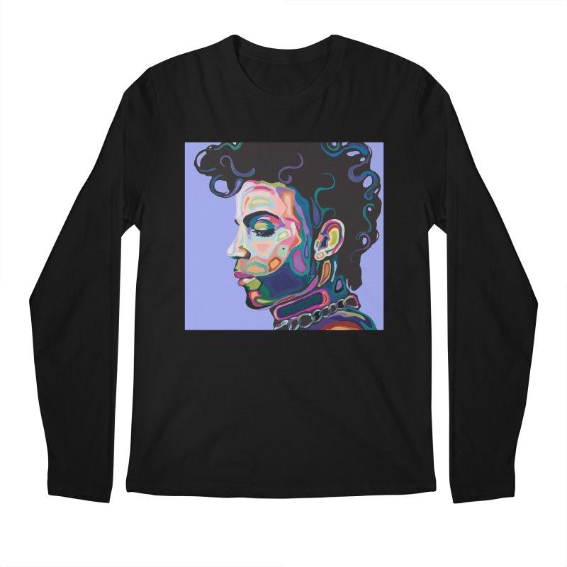 Prince Men's Regular Longsleeve T-Shirt by Carla Mooking Artist Shop