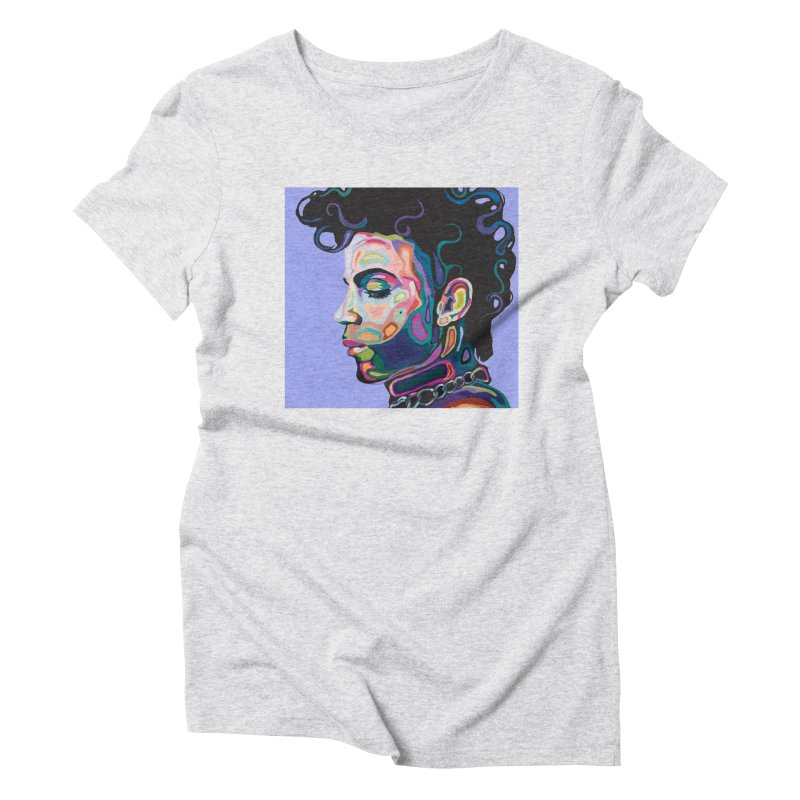 Prince Women's T-Shirt by Carla Mooking Artist Shop