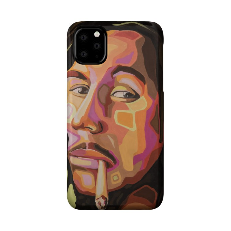 Bob Marley Accessories Phone Case by Carla Mooking Artist Shop