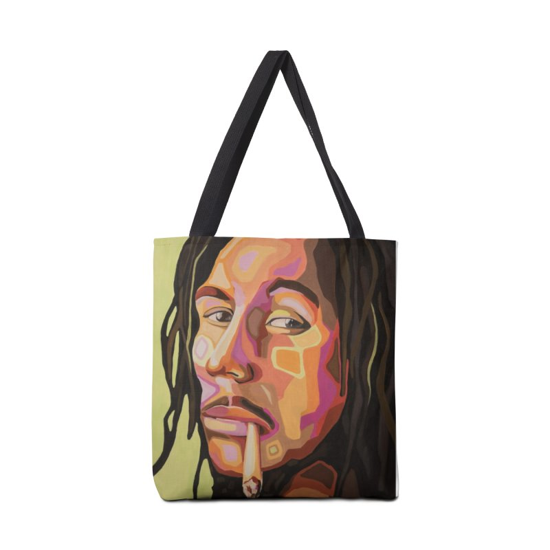 Bob Marley Accessories Bag by Carla Mooking Artist Shop