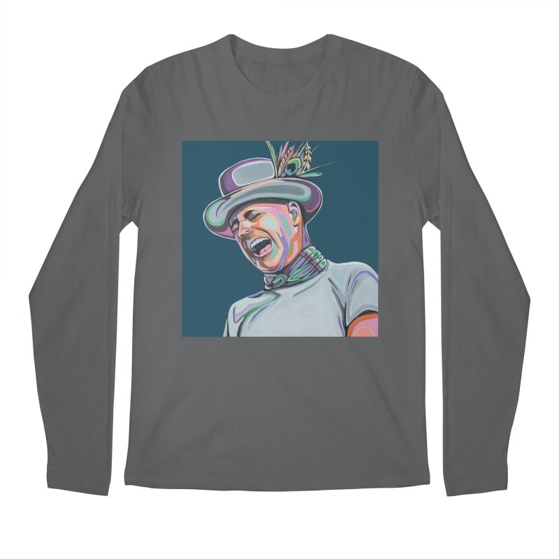 In Gord We Trust Men's Longsleeve T-Shirt by Carla Mooking Artist Shop