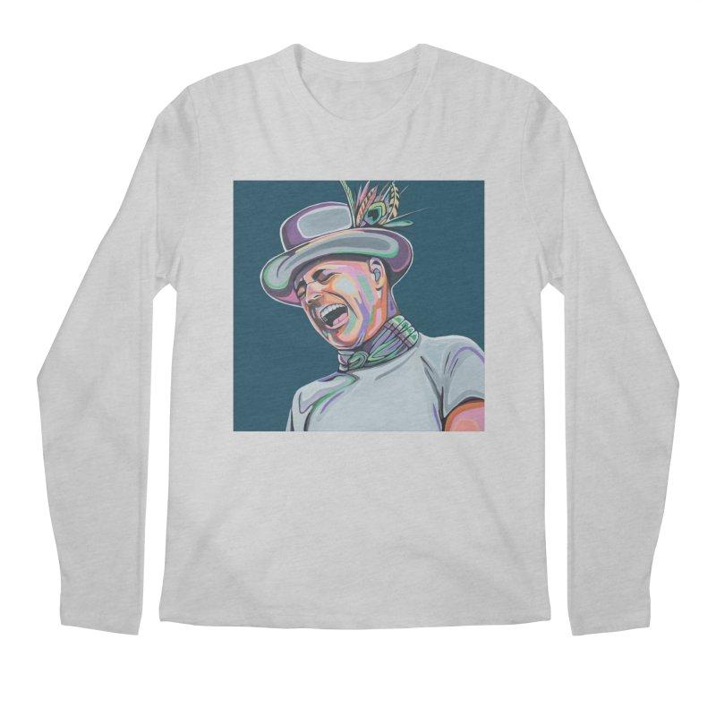 In Gord We Trust Men's Regular Longsleeve T-Shirt by Carla Mooking Artist Shop