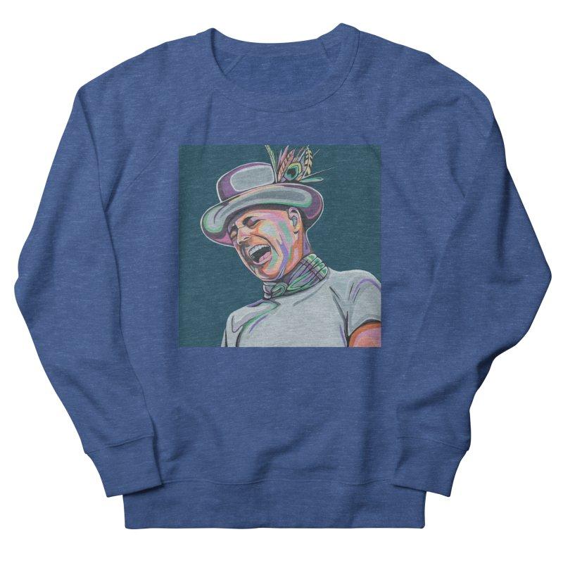 In Gord We Trust Men's Sweatshirt by Carla Mooking Artist Shop