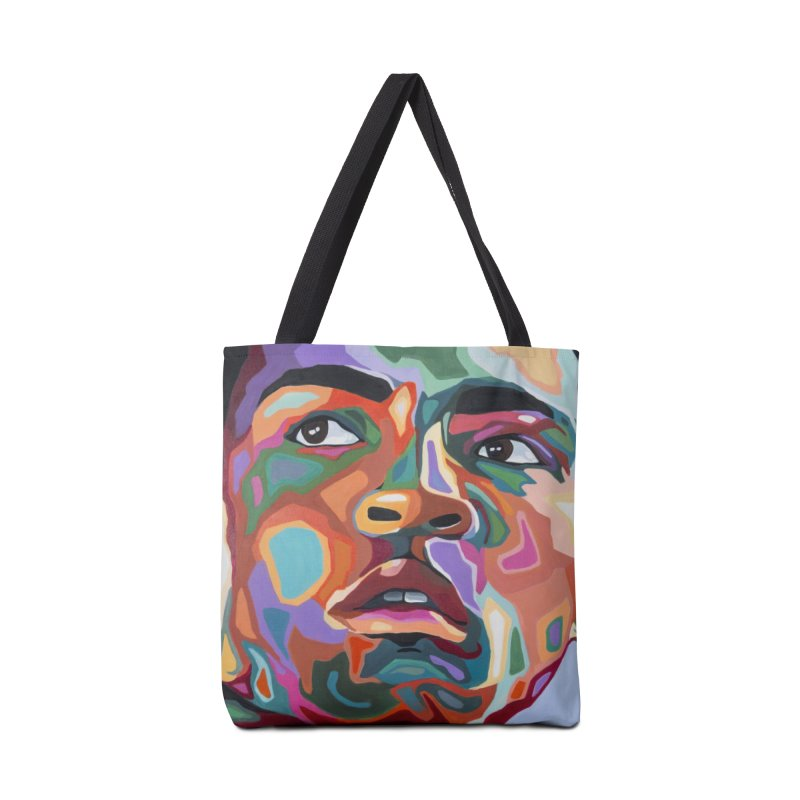 Ali Accessories Tote Bag Bag by Carla Mooking Artist Shop