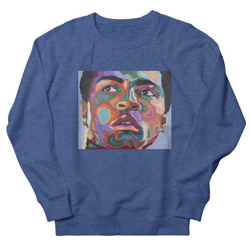 Ali Men's Sweatshirt by Carla Mooking Artist Shop