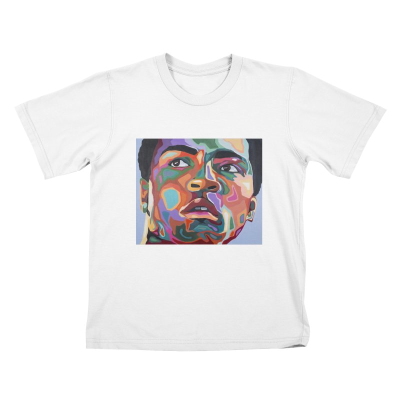 Ali Kids T-Shirt by Carla Mooking Artist Shop