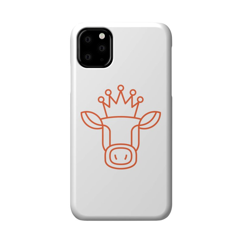 Mooking Logo Accessories Phone Case by Carla Mooking Artist Shop