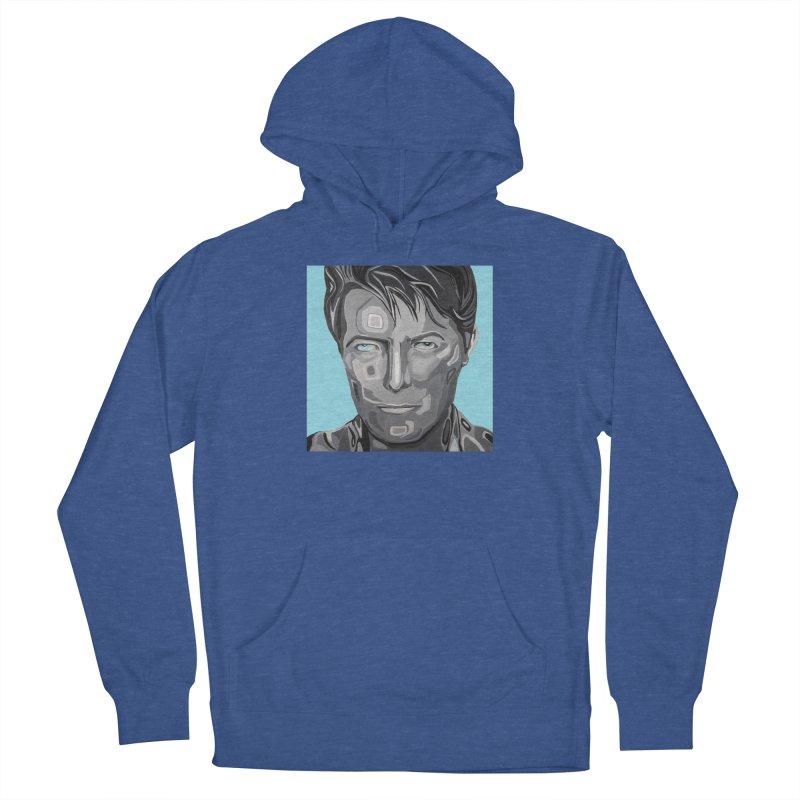 Bowie Women's Pullover Hoody by Carla Mooking Artist Shop