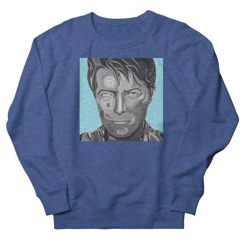 Bowie Women's Sweatshirt by Carla Mooking Artist Shop