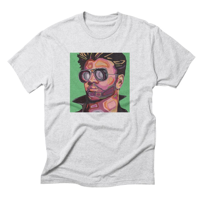 George Men's T-Shirt by Carla Mooking Artist Shop