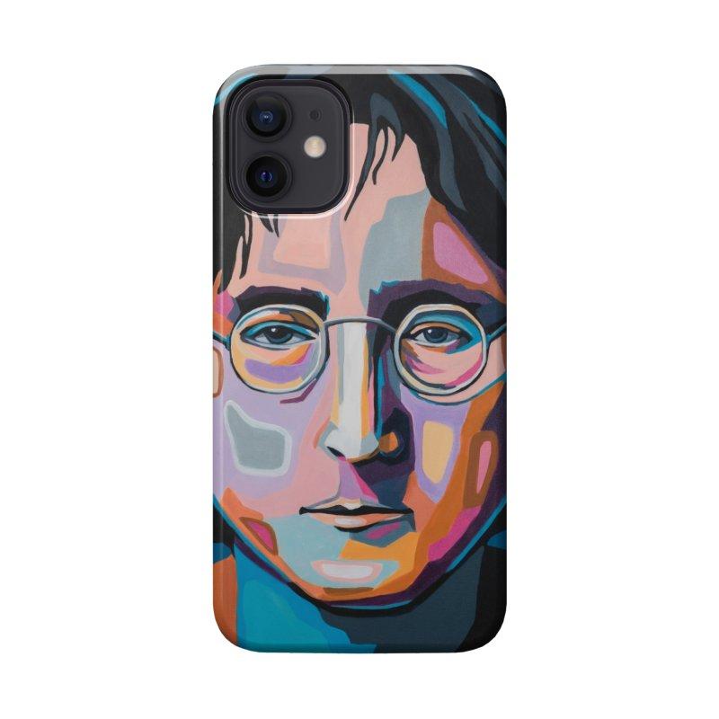 Lennon Accessories Phone Case by Carla Mooking Artist Shop
