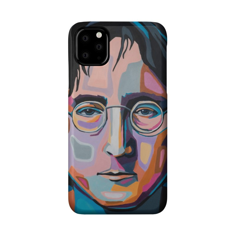 Lennon Accessories Phone Case by Carla Mooking Artist Shop