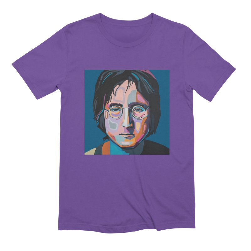 Lennon Men's T-Shirt by Carla Mooking Artist Shop