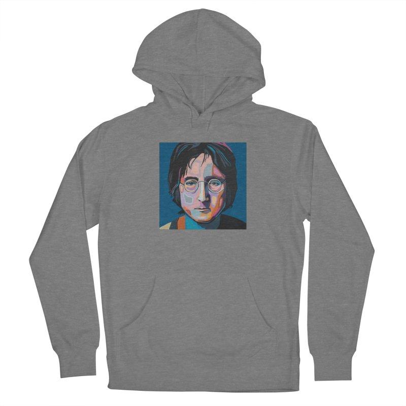 Lennon Women's Pullover Hoody by Carla Mooking Artist Shop
