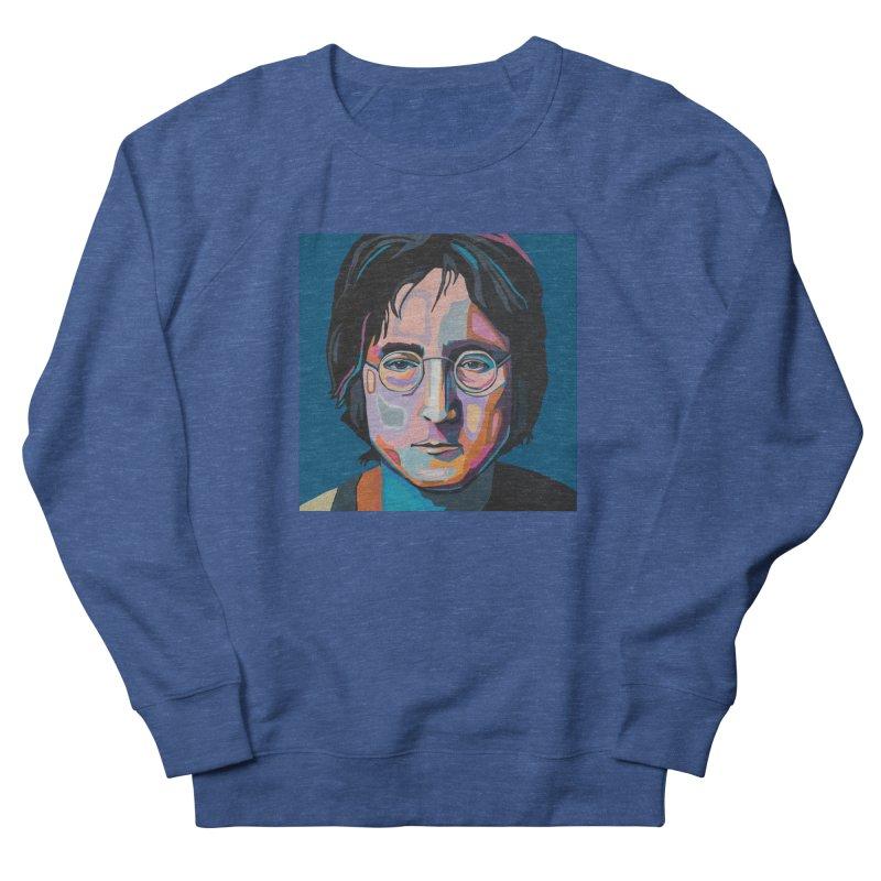 Lennon Women's Sweatshirt by Carla Mooking Artist Shop