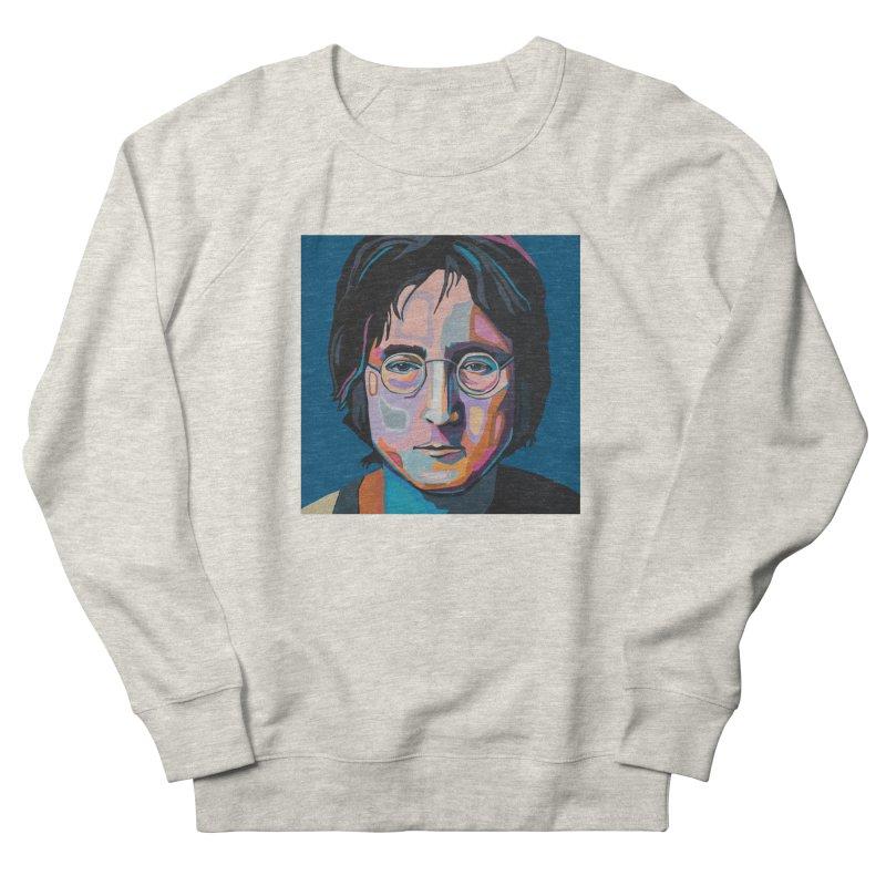 Lennon Men's Sweatshirt by Carla Mooking Artist Shop