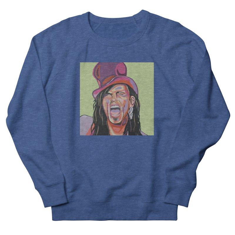 Steven Tyler Men's Sweatshirt by Carla Mooking Artist Shop