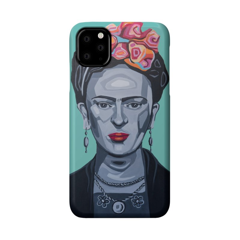 Frida Accessories Phone Case by Carla Mooking Artist Shop