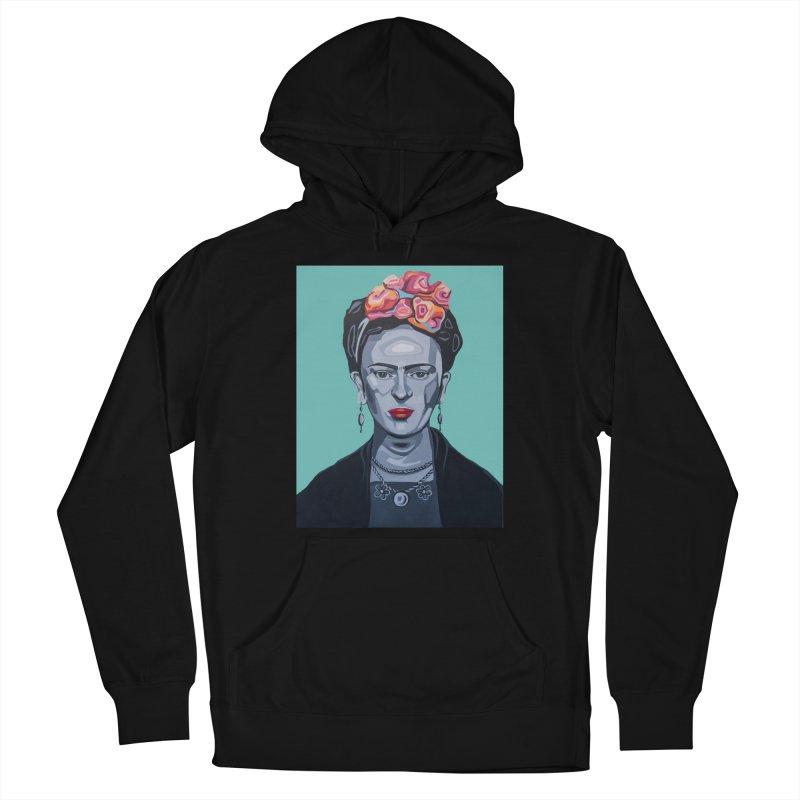 Frida Women's Pullover Hoody by Carla Mooking Artist Shop