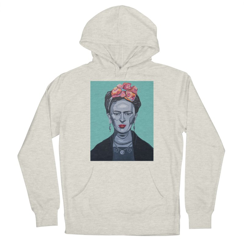Frida Women's Pullover Hoody by Carla Mooking Artist Shop