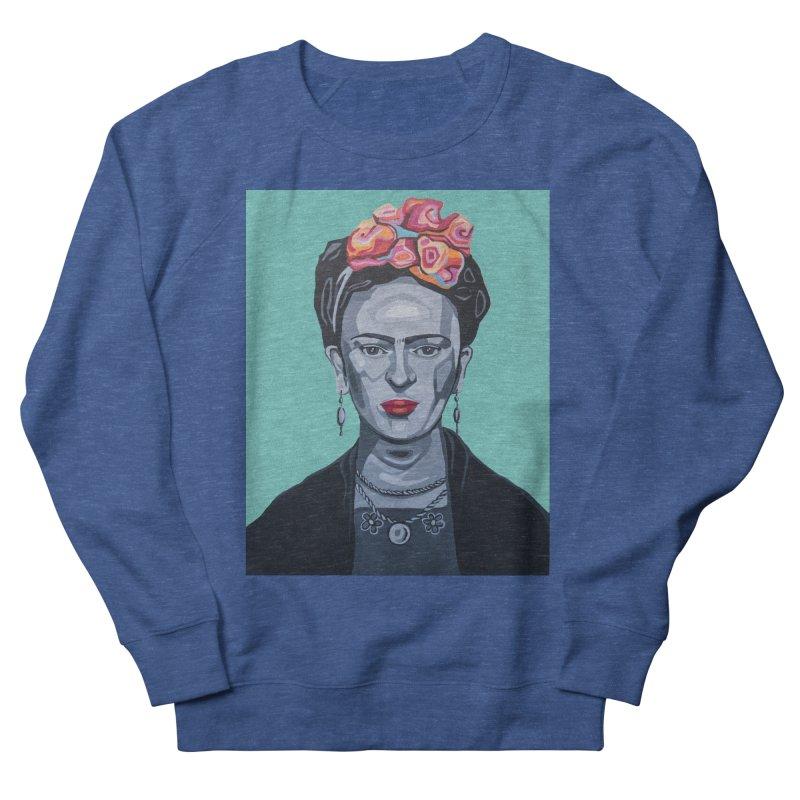 Frida Men's Sweatshirt by Carla Mooking Artist Shop