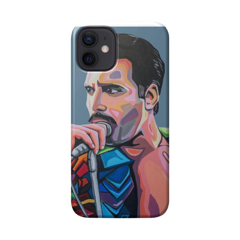 Freddie Accessories Phone Case by Carla Mooking Artist Shop